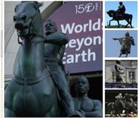 ليست بالظاهرة الجديدة.. تحطيم التماثيل الكونفدرالية تثير جدلا بأمريكا