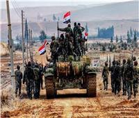 """الجيش السوري يوقع بمجموعة إرهابية تسللت من القاعدة الأمريكية بـ""""التنف"""""""