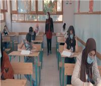 90 % نسبة حضور الطلاب في امتحانات الثانوية العامة بالأقصر