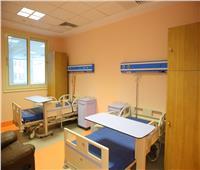 بدء فرش أول غرف علاج سرطان الأطفال بمستشفى شفاء الأورمان بالأقصر