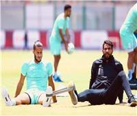 عادل عبد الرحمن: طاهر محمد طاهر يستطيع تعويض غياب رمضان صبحي