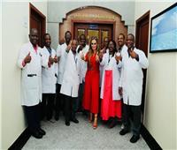 رشا قلج: توفير منح مجانية لأطباء الصعيد في مجال الأورام