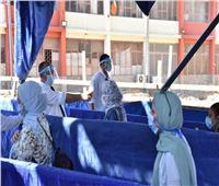 وزير التعليم العالي يتفقد امتحانات الفرق النهائية بـ«تربية عين شمس»