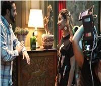 بالصور| دينا الشربني تبدأ تصوبر أحداث فيلم «30 مارس»