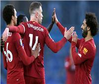 فيديو| محمد صلاح يتألق ويبدع ويقود ليفربول للفوز على برايتون