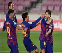 فيديو| برشلونة يعبر إسبانيول «بصعوبة» ويواصل ملاحقة ريال مدريد