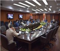 وزير الرياضة يجتمع مع مجلس إدارة الاتحاد العام لمراكز شباب مصر