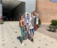 المدن السياحية تستقبل 3 رحلات من سويسرا وأوكرانيا