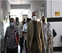 خروج138 مصابا بكورونا بعد تعافيهم من مستشفى الوقف بقنا