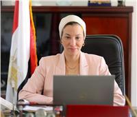 وزيرة البيئة تشكل لجنة عاجلة لمعاينة شاطئ منطقة كليوباترابالإسكندرية
