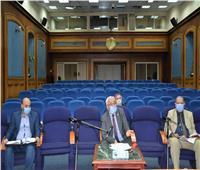 """""""التعليم"""" تعقد اجتماعا لمناقشة إجراءات تصحيح العينة العشوائية لامتحان التاريخ"""