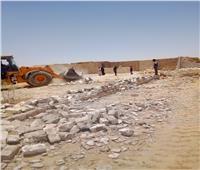 محافظ قنا: استرداد 19 ألف متر مربع و181 فدان من أملاك الدولة