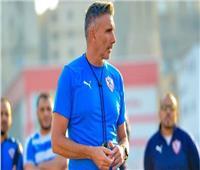 قرار عاجل من كارتيرون للاعبين في معسكر الزمالك ببرج العرب