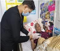 «معانا لإنقاذ إنسان» تنقذ مسنا بلا مأوى يقيم في الشارع