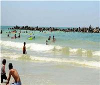 حاولوا إنقاذ طفل.. غرق 11 شخصا في شاطئ النخيل بالإسكندرية