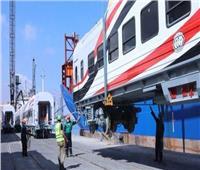 خاص| «رسلان»: وصول 10 عربات قطارات روسية جديدة إلى ميناء الإسكندرية خلال ساعات