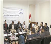مبادرات لتنسيقية شباب الأحزاب والسياسيين للتوعية بالمشاركة في العملية السياسية