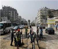 غلق جزئي لشارع الأهرام لنقل المرافق المتعارضة مع مسار الخط الرابع لمترو الأنفاق