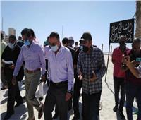 محافظ الإسكندرية عن حادث شاطئ النخيل: ما حدث مرفوض ولن يتكرر