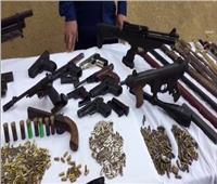 فيديو يبرز جهود الداخلية في حفظ الأمن بالشارع وضبط 966 قطعة سلاح ناري