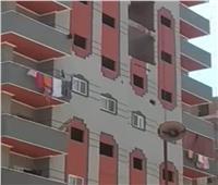 إزالة 6 أدوار مخالفة بأحد الأبراج السكنية في المحلة