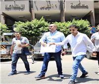 مرشحو «مستقبل وطن» يقدمون أوراق ترشحهم لانتخابات مجلس الشيوخ بالجيزة