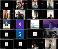 """مجلس الشباب المصري بالغربية يناقش """"البرنامج الوطني لتعزيز المشاركة السياسية"""""""