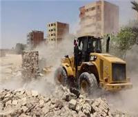 استرداد 82 ألف متر مباني وإزالة فورية لـ 1743 تعدٍ بالغربية