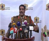 الجيش الليبي: حقول النفط والموانئ مغلقة إلى أن يتم تنفيذ أوامر الشعب