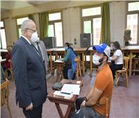 كليات جامعة القاهرة تواصل امتحانات الفصل الدراسي الثاني لطلاب الفرق النهائية