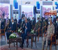 فيديو| الرئيس السيسي: «كل مواطن هيطلب شقة في مصر هياخدها»