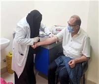 الرعاية الصحية ببورسعيد توقع الكشف الطبي على 4 مرشحين لمجلس الشيوخ