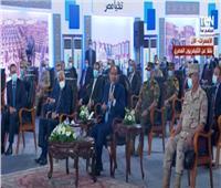 فيديو| الرئيس السيسي: على مؤسسات الدولة الوقوف أمام المخالفات والتعديات