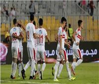 مران قوي للاعبي الزمالك في معسكر الفريق ببرج العرب
