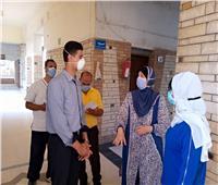 نائبا المحافظ يقومان بجولة مفاجئة على مستشفيات القليوبية