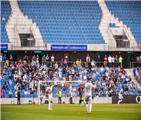 صور| لأول مرة منذ كورونا.. حضور جماهيري في مباراة لباريس سان جيرمان