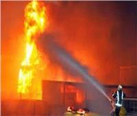 الدفع بـ 4 سيارات إطفاء للسيطرة على حريق بأرض فضاء ببولاق الدكرور