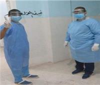 شفاء١٢٠٠ مصاب بفيروس كورونا بسوهاج