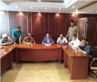 غرفة الجيزة: اتفاق مع «التموين» لإنهاء الخلافات المالية مع التجار