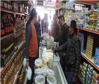 ضبط وتحرير 24محضرا تموينيا بالإسماعيلية
