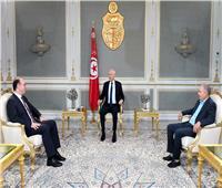 الرئيس التونسي: لن أقبل الابتزاز ولا العمل في الغرف المغلقة