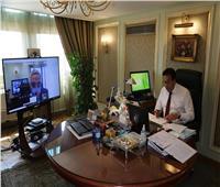 وزير التعليم العالي يبحث آليات التعاون العلمي مع سفير العراق بالقاهرة
