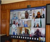 لجنة التنسيق للعمل العربي المشترك تمنح الرئيس السيسي درع العمل التنموي