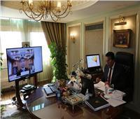 «عبد الغفار» والسفير الصيني يبحثان سبل التعاون لإنتاج لقاح كورونا