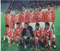 فيديو| في مثل هذا اليوم.. منتخب مصر يتعادل مع الجزائر 1-1 بهدف مارادونا بورسعيد