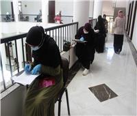 رئيس جامعة العريش يتفقد الامتحانات بكليات العلوم والآداب والتجارة