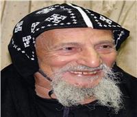وفاة شيخ شيوخ رهبان مصرالقمص أنجيلوس الأنطوني