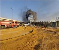 «الصحة»: ارتفاع إصابات حريق «خط المازوت» إلى 17 حالة