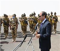 المجلس الأعلى لمشايخ ليبيا: نساند الجيش المصري في ردع العدوان التركي
