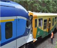 تصادم قطارين في التشيك ومقتل شخص وإصابة عشرات